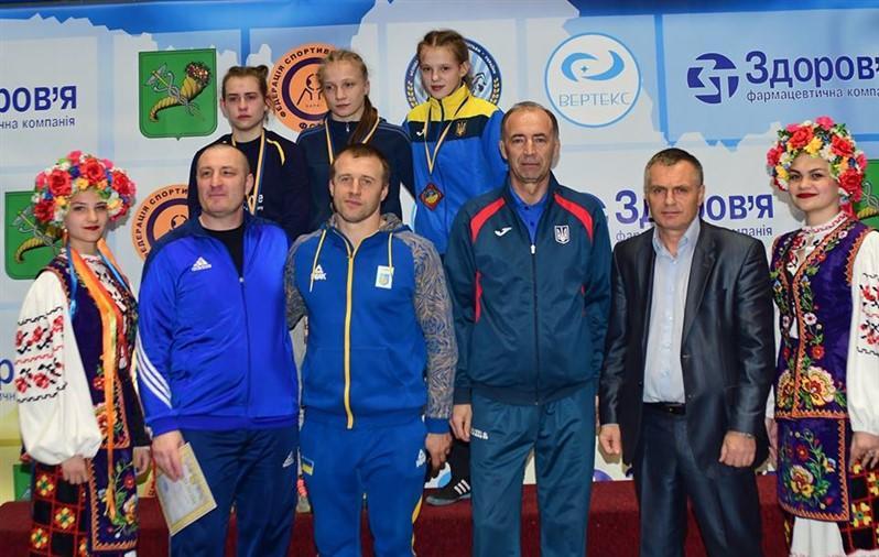 Юні буковинці відзначились на чемпіонаті України з вільної боротьби, фото-1