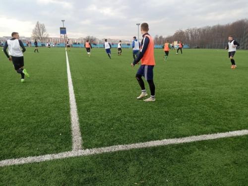 «Буковина» зіграла унічию зі збірною області