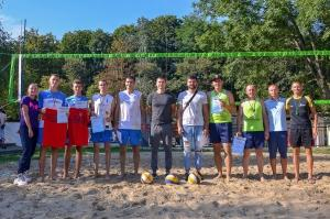 Мосін і Делей - переможці фіналу СHERNIVTSI OPEN 2020 BEACH VOLLEY CHAMPIONSHIP