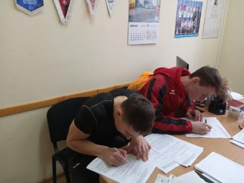 Ігор Фіяло і Валерій Сад – гравці ФСК «Буковина»